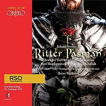 J. Strauss II: Ritter Pásmán, Op. 441 (Excerpts) [Live]