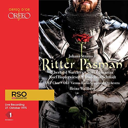 Ritter Pásmán, Op. 411 (Excerpts): Der Wein, der Wein [Live]