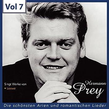 Hermann Prey- Die schönsten Arien und romantischen Lieder, Vol. 7