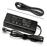 90W 19V 4.74A AC Adapter Charger for Westinghouse HD TV 24 32 40 42 46 inch UW40TA2W UW40T8LW UW32SC1W UW32S3PW Ew39t6mz UW40TC1W idescreen LED HDTV LCD Power Supply Cord