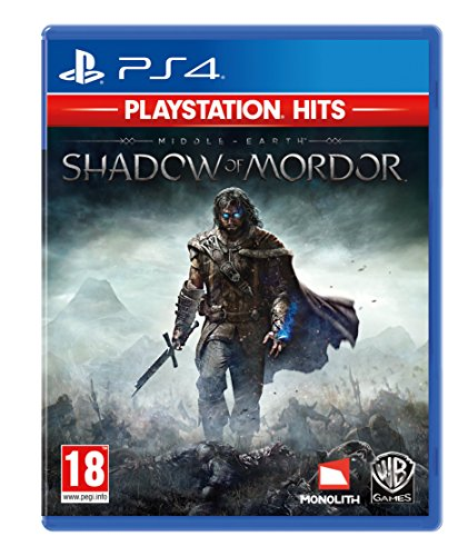 Middle - Earth: Shadow of Mordor PS4 - PlayStation 4