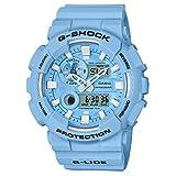 [カシオ] 腕時計 ジーショック G-LIDE GAX-100CSA-2AJF メンズ ブルー