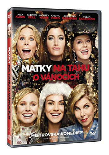 Matky na tahu o Vanocich / A Bad Moms Christmas DVD (czech version)