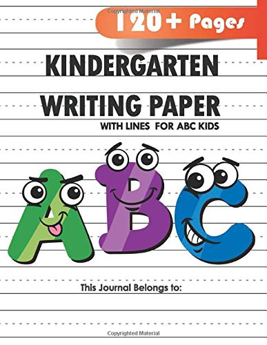 Best Writing Paper for Kids Kindergartens