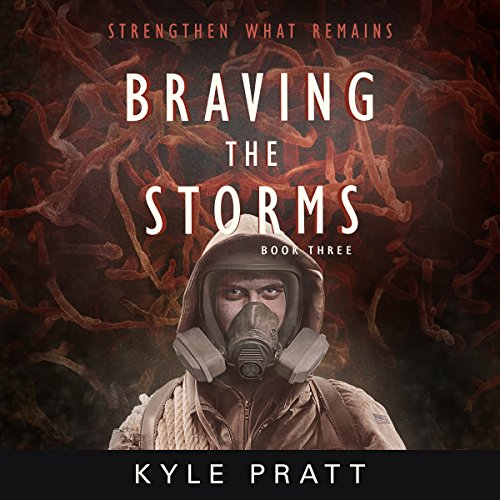 Braving the Storms audiobook cover art
