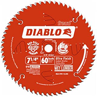 Freud D0760A Diablo 7-1/4