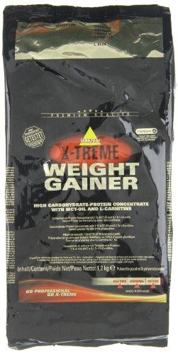 Inkospor X-Treme Weight Gainer Vanille, 1er Pack (1 x 1.2 kg)