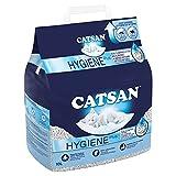 Best Cat Litters - Catsan Hygiene Cat Litter White Hygiene, 10L Review