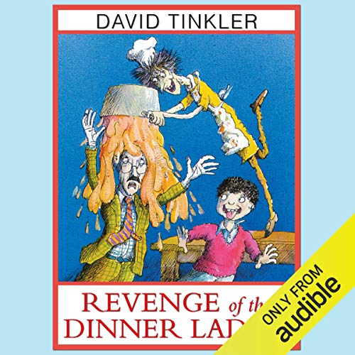 Revenge Of The Dinner Ladies cover art