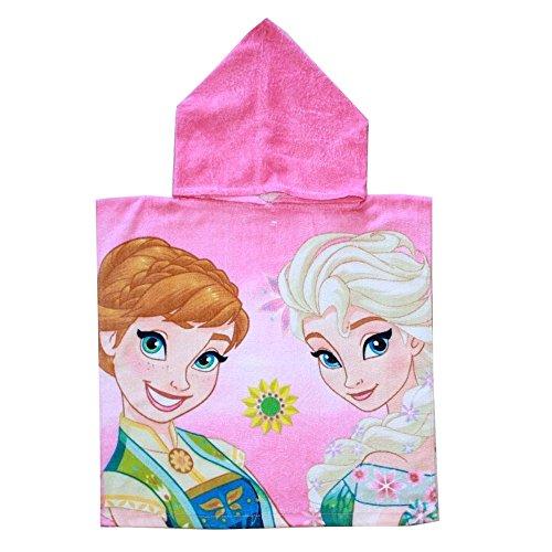 Poncho Handdoek Frozen Disney assortiment