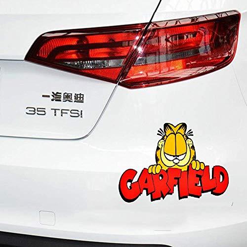 Autozubehör Lustiger Garfield Autoaufkleber Aufkleber für X1 X5 1series 3series 5series 7series /// M Series Opel Smart