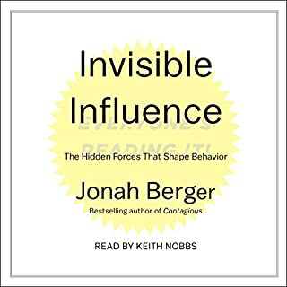 Invisible Influence cover art