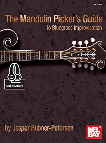 The Mandolin Picker's Guide to Bluegrass Improvisation (English Edition)