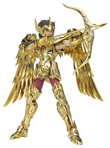 Saint Seiya Myth Cloth - Les Chevaliers Du Zodiaque - Chevalier D' Or - Aioros Du Sagittaire - Version Japonaise