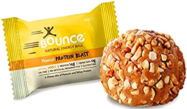 Bounce Peanut Protein Ball 49g x 1 Estimated Price : £ 28,10