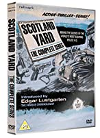 Scotland Yard: The Complete Series - 7-DVD Box Set [ NON-USA FORMAT, PAL, Reg.2 Import - United Kingdom ]
