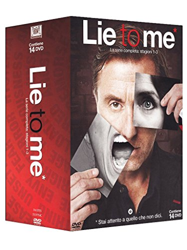 Lie to me(serie completa) [14 DVDs] [IT Import]
