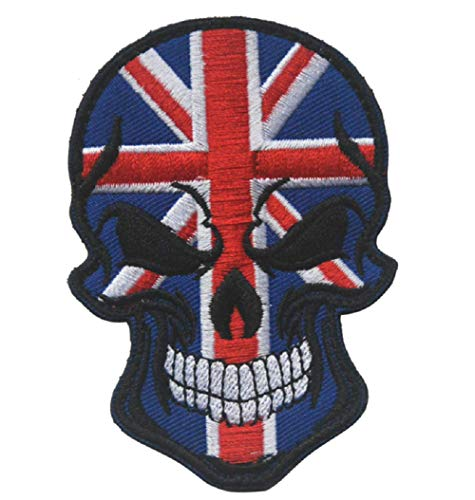 Titan One Europe Hook Fastener Punisher Skull Tactical Military Morale Patch Set Of 2 Patches