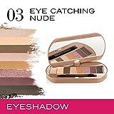Zoom IMG-1 bourjois palette eye catching nude