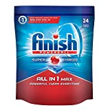 Finish Dishwasher 'All in 1 Max Powerball' - 24 Tablets