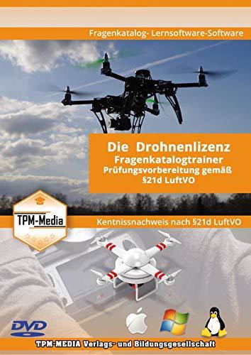Drohnenlizenz Fragenkatalogtrainer: Lerntrainer für die Drohnen-Pilotenlizenz gemäß §21d LuftVO für Windows