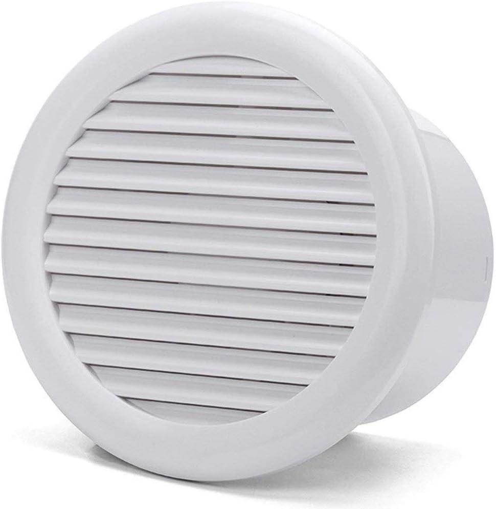JHYS Extractor de Pared, Ventilador de ventilación, Extractor de Aire, Extractor de Techo y Montaje en Pared, para Cocina, baño
