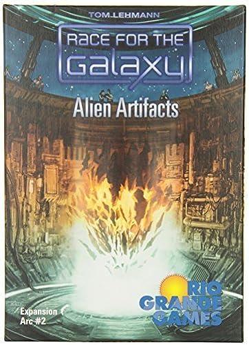 envío rápido en todo el mundo Race for The Galaxy  Alien Artifacts by Rio Grande Grande Grande Games  mas preferencial