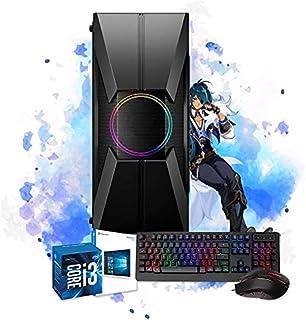 Computador Cpu Gamer Intel Core i3 8gb HD 500 Placa de Video