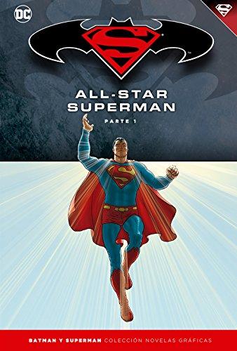 Batman y Superman - Colección Novelas Gráficas número 07: All-Star Superman (Parte 1)