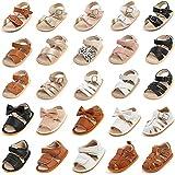 Premium Baby Boys Girls Sandals, Summer Outdoor Baby Walking Shoes Toddler Infant Flats Beach Sandals Newborn Crib Shoes