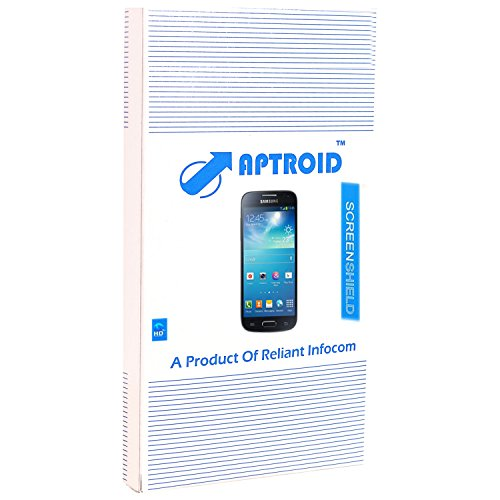 Aptroid Clear Screen Guard for Samsung Galaxy Trend Lite S7390 (White)