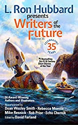 Brand New Science Fiction   Writers & Illustrators of the Future