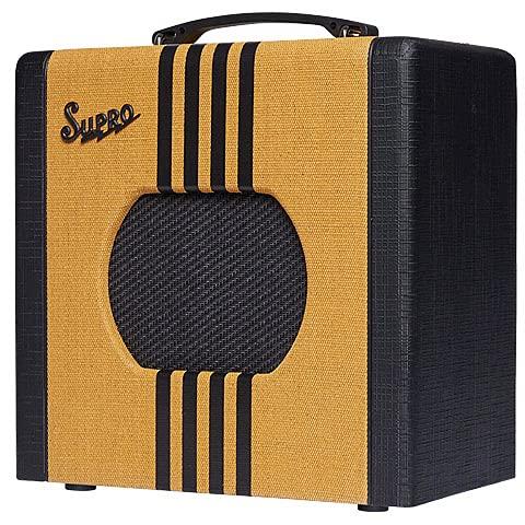 Supro Delta King 8 TB · Amplificador guitarra eléctrica