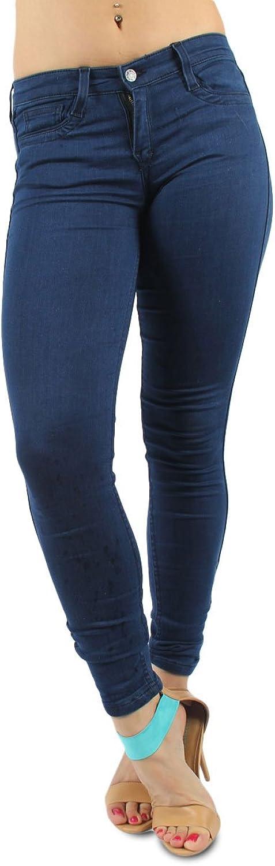bluelab  Womens Detour Legging Reversible Jeans