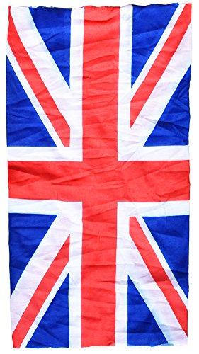 Cagoule drapeau angleterre uk londres bandana Tour De Cou Tube Cache Nez foulard protege cou motard