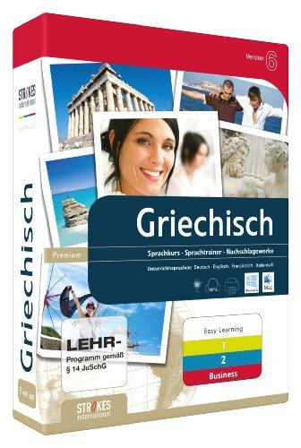 Griechisch 1+2+Business Version 6.0 [import allemand]
