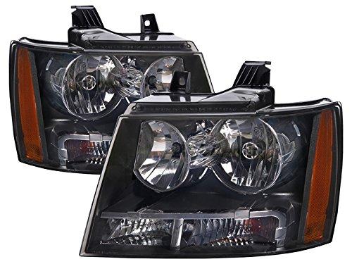 08 chevy suburban headlight - 4