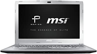"MSI PE62VR 7RF-837 Traditional Laptop (Windows 10 Pro, Intel core i7-7700HQ, 15.6"" LCD Screen, Storage: 1024 GB, RAM: 16 G..."