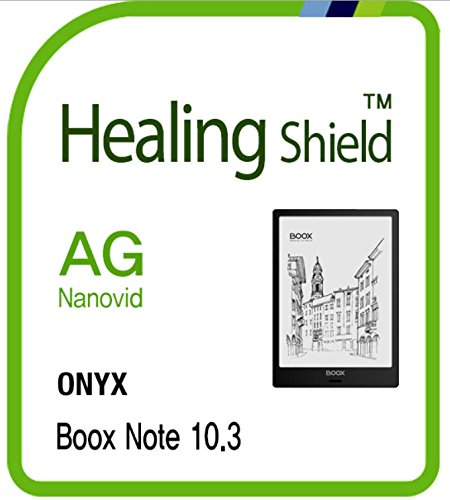 Screen Protector for Onyx Boox Note 10.3, Anti-Glare Matte Screen Protector Guard Healing Shield Outdoor Film (Screen Protector Only)