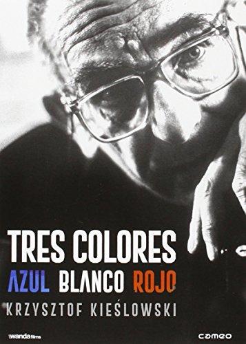 Tres colores (azul, blanco y rojo) [DVD]