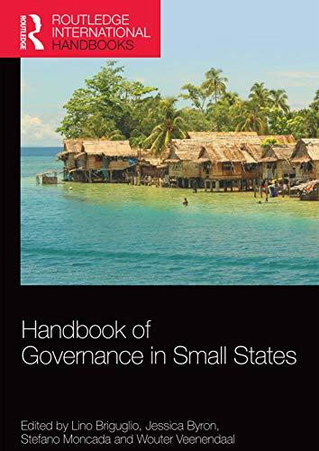 Handbook of Governance in Small States (Routledge International Handbooks) (English Edition)