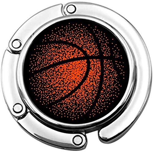 Handtaschenhaken Basketballtechnik Spielkorb faltbar Handtaschentisch Kleiderbügel Tasche Aufhänger Sammlung Schreibtischhaken