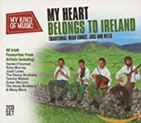 MY KIND OF MUSIC - MY HEART BELONGS TO IRELAND (IMPORT)