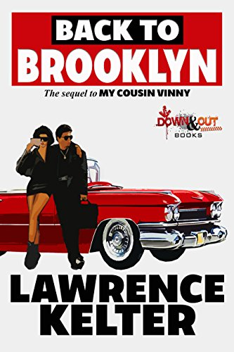 Back to Brooklyn: Book 1 of the My Cousin Vinny Series (English Edition)