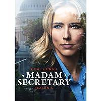 Madam Secretary: Season 4 [DVD]
