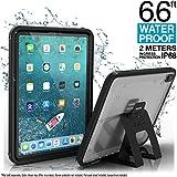 Waterproof Case for iPad Pro 11' - Custodia per iPad impermeabile per iPad Pro 11 2018 di Catalyst -Impermeabile 6,6 ft- Protezione totale, Cavalletto, True Acoustic Sound, Built-in Screen Protector