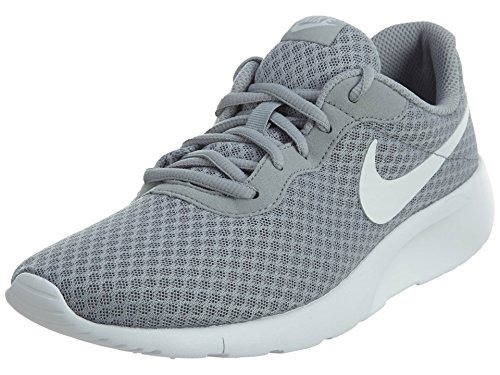 Nike Unisex-Erwachsene Tanjun (Gs) Fitnessschuhe, Grau, 39 EU
