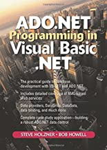 Best ado net programming in visual basic net Reviews