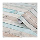 Beach Wood Self Adhesive