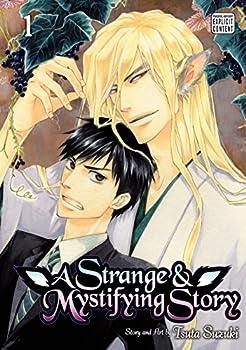 A Strange and Mystifying Story Vol 1  Yaoi Manga